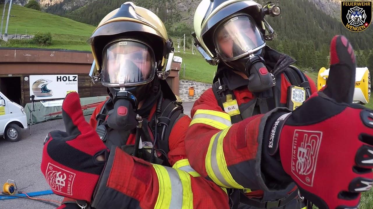 Cold Water Grill Challenge Feuerwehr Wengen (Schweiz)