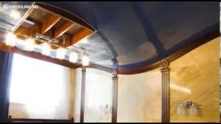 видео Какой цвет натяжного потолка выбрать?