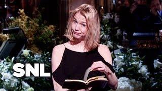 Renee Zellweger Monologue - Saturday Night Live