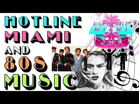 Hotline Miami and 80s Music