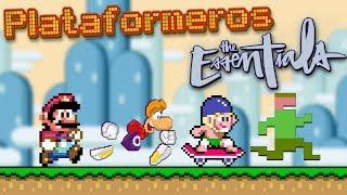 Los 10 juegos clásicos de plataformas en 2D - PLATAFORMEROS