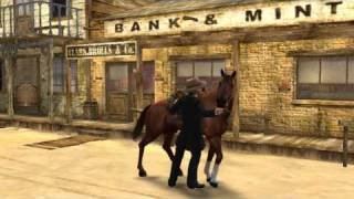 (The Movies PC Game) The Amazing Sheriff