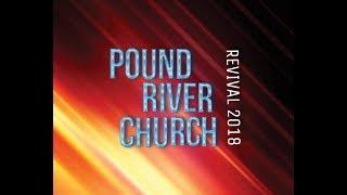REVIVAL 2018 - Bro. Gary Sullivan - Pound River Church 2018-10-03
