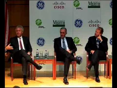 2009 04 20 Energy Smart Miami CEO Forum