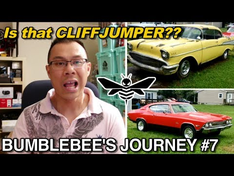 Is that Cliffjumper and Bumblebee?? - [BUMBLEBEE'S JOURNEY #7]