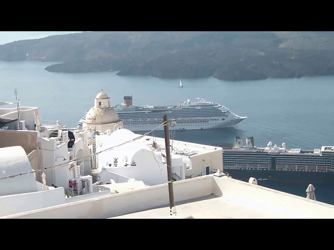 ESCURSIONE A SANTORINI FULL HD