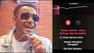 Cinta Karena Cinta - Video Karaoke Duet Bareng Judika Tanpa Vokal | starmaker cover
