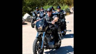 Sons of Anarchy - Riding songs HD