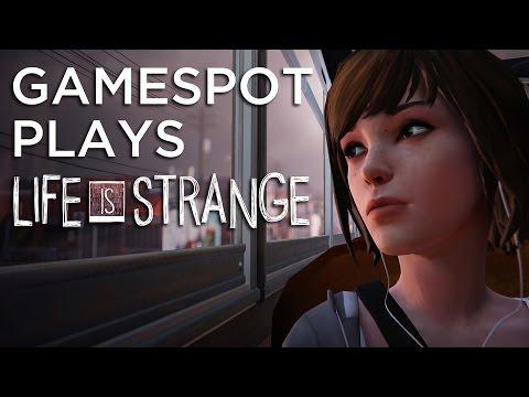 Life is Strange Episode 2 Enters the Danger Zone - GameSpot Plays