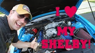 10 things I LOVE about my 2014 Shelby GT500 Mustang