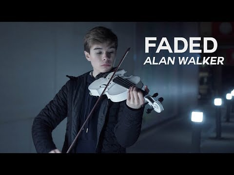 "ALAN WALKER - ""FADED"" VIOLIN COVER 2020"