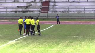 2013 FIFA World Cup U 17- CONCACAF Qualifiers -Edwin Christopher Betancourt- Puerto Rico