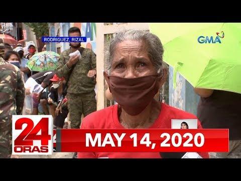 24 Oras Express: May 14, 2020 [HD]