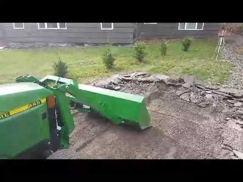 Front end loaders for John Deere tractors | Little Buck Loader