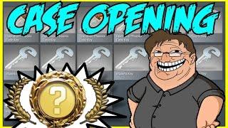 CS:GO Case Opening - 1v1 ft. Kroko