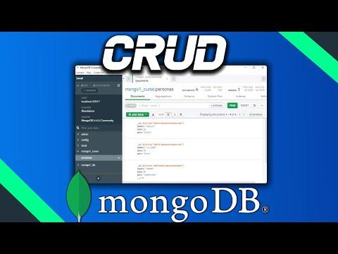 MongoDB - CRUD con Node Js y Mongoose