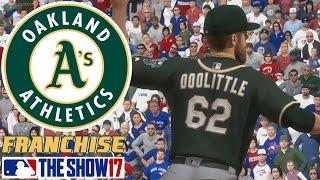 Trade Deadline - MLB The Show 17 - Franchise Mode - Oakland ep. 5