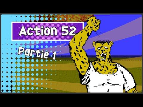 52 fois plus de jeux pour 52 fois moins de fun (Action 52, NES)
