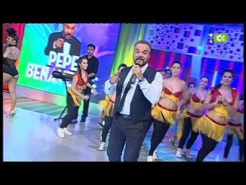 Pepe Benavente - Como se baila el merengue (20/05/13) Viva La Fiesta