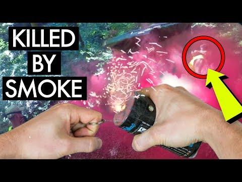 Killed by Smoke Grenades