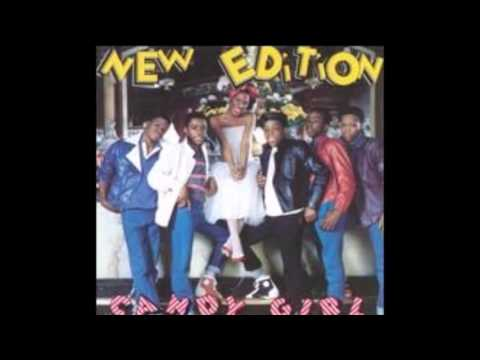 Candy Girl - New Edition