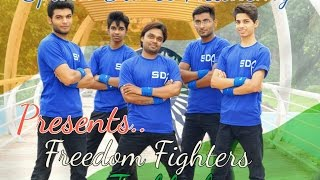 freedom fighters tu bhula jise dance video directed and choreographer by sumit tomar
