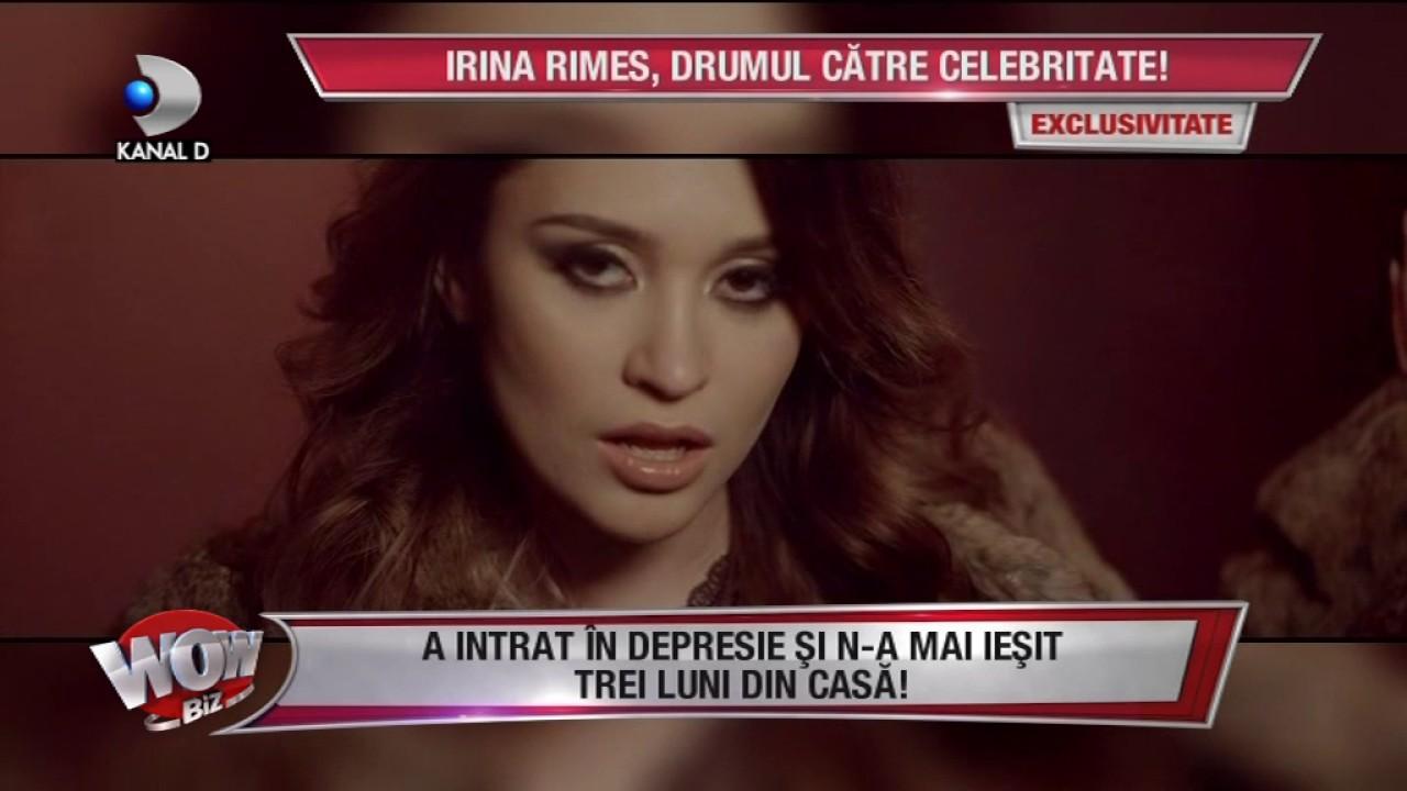 WOWBIZ (30.05.2017) - Irina Rimes, in depresie! Ce piedici a intampinat in drumul spre celebritate