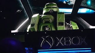 Halo Infinite E3 Crowd Reaction! - E3 2019
