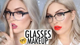 Makeup Tutorial for Glasses!