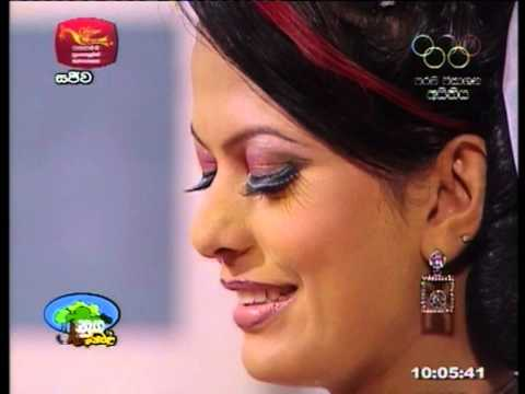 How To Do Kandyan Bridal Makeup : SriLankan Beutician -Yonix beauty parlour Galle - Poineer ...