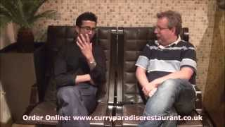 Curry Paradise Indian Restaurant and Takeway in Brixton London
