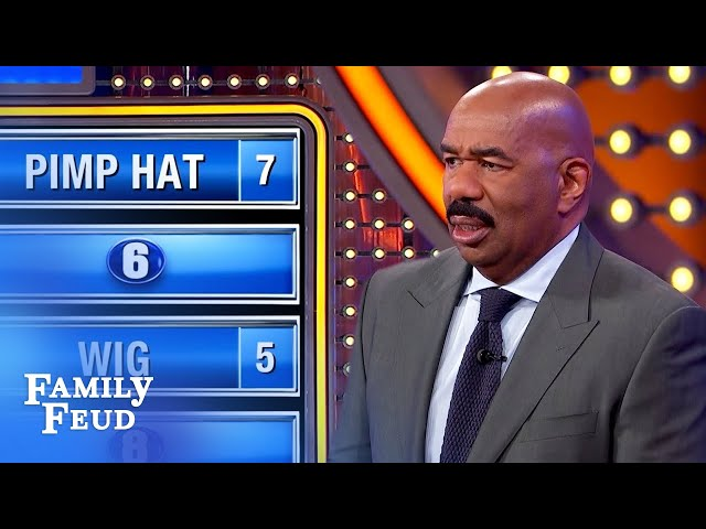 Steve Harvey says,