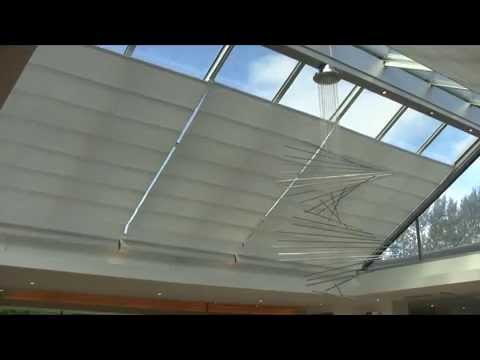 6 REMOTE CONTROL ORANGERY ROOF BLINDS (Part 1)