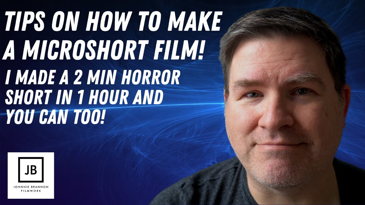 Tips on making your first micro-short film!!