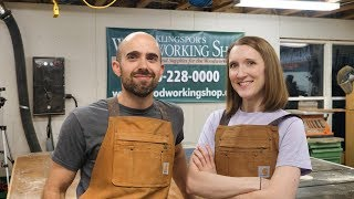 Scrap Wood Challenge, Husband vs Wife   Ep 6