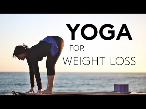 Yoga For Weight Loss (Power Workout) - Fightmaster Yoga