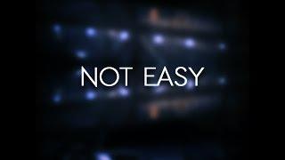 "Hard Life Rap Beat ""Not easy"" | LNE Beatz"