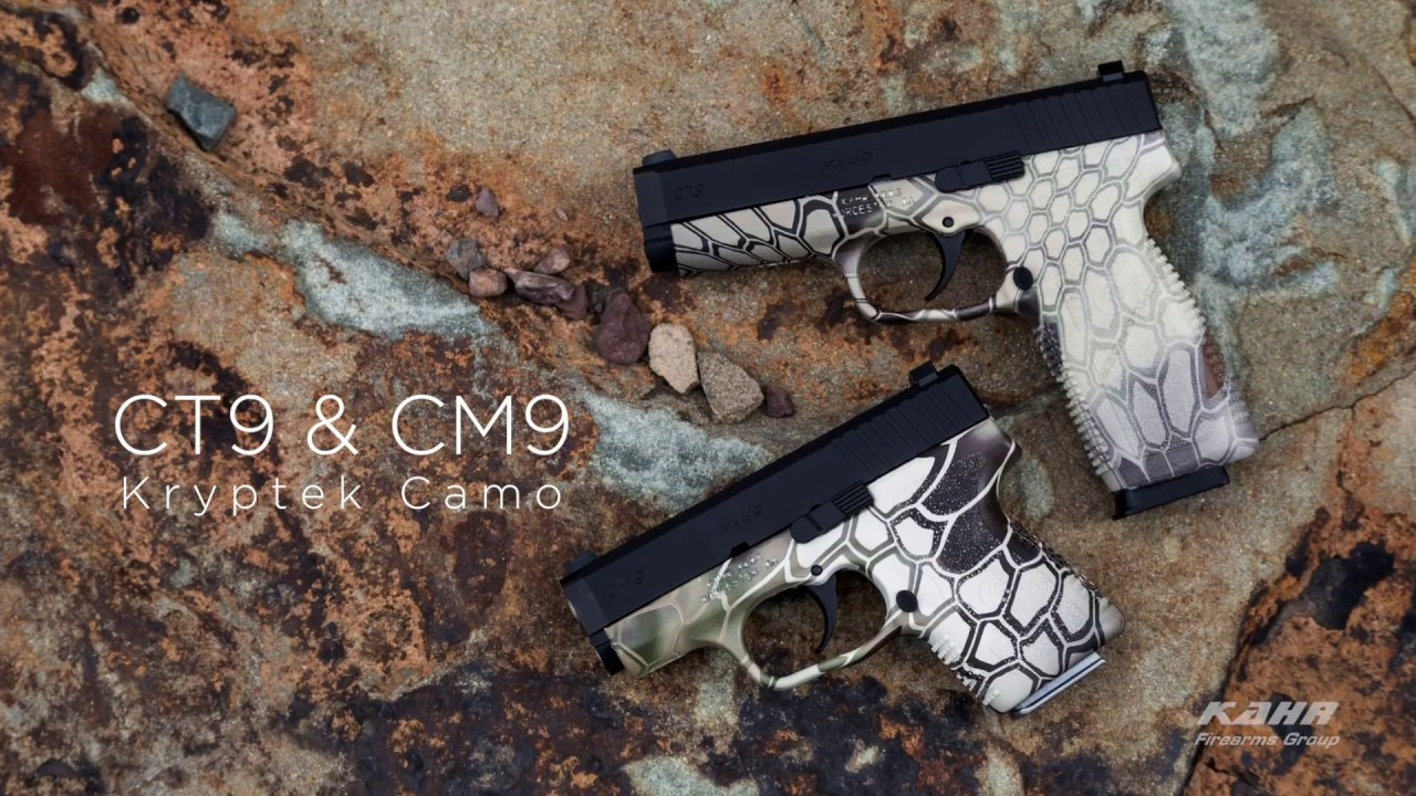 C Series Handguns - Kahr Arms - A leader in technology and innovation