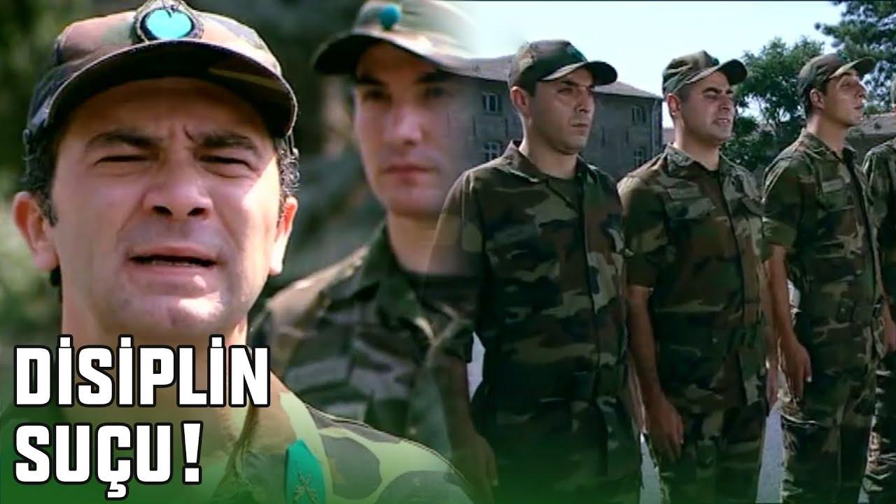 Karargah Destek Bölüğünün O Askerlerine DİSİPLİN ŞOKU! - Emret Komutanım