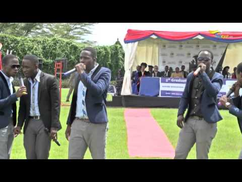 Cape brothers, amazing acapella group in Uganda