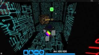 Dark Sci Facility (Not Solo) | Flood Escape 2