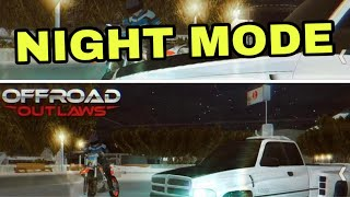 Offroad outlaws *NEW* NIĠHT TIME MODE, MAP NAME & HOW TO FIND IT!