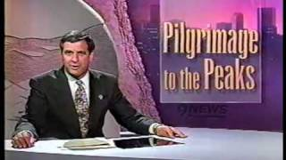 KUSA 9 News Denver NYPD Blue/News Promo (August 12, 1993)