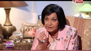 فيديو| مديحة يسري: لا أستطيع سماع الألفاظ الشنيعة الموجودة بالسينما الآن
