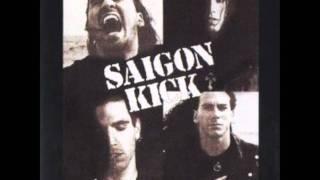 Saigon Kick - What you say