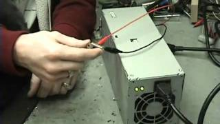 How To Make Your Own Bench Top Supply From A'n Atx Pc Power Supply! (so Simple Anyone Can Do It!