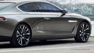 2013 BMW Pininfarina Gran Lusso Coupe  Interiors and Exteriors