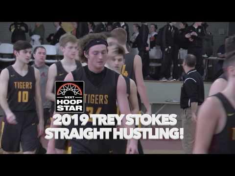 2019 Trey Stokes, Alexandria HS