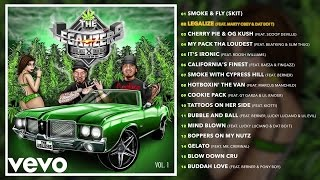Paul Wall, Baby Bash - Legalize (Audio) ft. Marty Obey, Dat Boi T