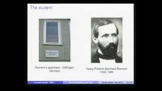 Hipótese de Riemann, espaços de Hilbert e análise de Fourier (IMPA)